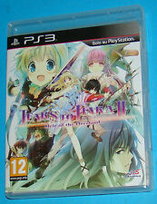 Tears to Tiara 2 - Heir of the Overlord - Sony Playstation 3 PS3 - PAL