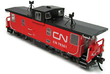 N Scale CN Pointe St. Charles Van Canadian National CN