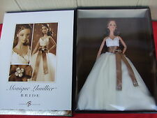 Monique Lhuillier Bride Barbie 2006 Gold Label NRFB MIB RARE
