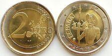 2005 edición especial español Don Quijote 2 euro moneda – como Nuevo-BU UNC-NUEVO