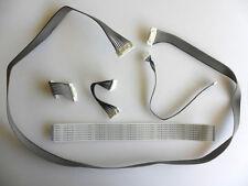 Samsung PS43E450A1WXXU 5x inter panneau canalisation/câbles plats