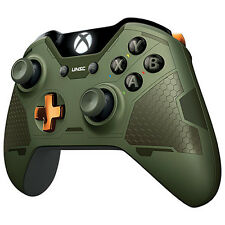 New XBOX ONE Wireless Controller Halo 5 Guardians Master Chief