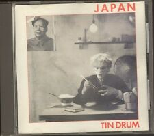 JAPAN Tin Drum CD 8 track DAVID SYLVIAN 1981-1985 France NO BARCODE