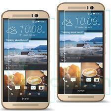 2x Pellicola protettiva trasparente display pr HTC One M9 M9s protezione schermo