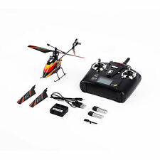 Upgraded WLtoys V911 4CH 2.4G Remote Control RC Single Blade Helicopter W/ GYRO