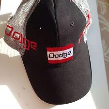 Dodge Hat MOPAR Hemi SCAT PACK Chase NASCAR Mesh Back
