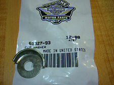 HARLEY OEM NOS REAR EXHAUST MUFFLER CUP WASHER 93-94 DYNA 65327-93