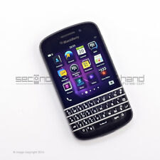 BlackBerry Q10 16GB Black Unlocked Smartphone Good Condition