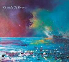 COMEDY OF ERRORS – SPIRIT DIGI CD SEALED NOV 2014 PROG HEAVYWEIGHTS