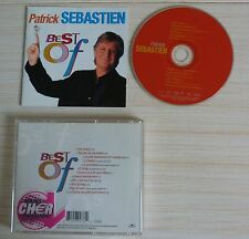 CD ALBUM BEST OF PATRICK SEBASTIEN 12 TITRES