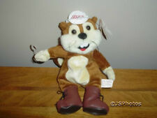 Bruce Hard Wood Floor Squirrel Buddy Andy Acorn Plush
