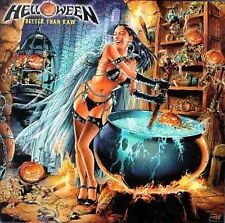 HELLOWEEN Better Than Raw (CD 1998) Heavy Metal Album 12 Songs (1 Bonus Track)