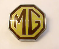 MGF REAR BADGE , BRAND NEW, GENUINE MG ROVER PART(DAB101360)