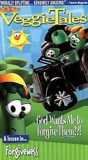 VeggieTales - God Wants Me to Forgive Them!?! (VHS)