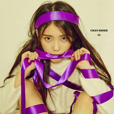 IU - [CHAT SHIRE] 4th Mini Album CD + Photo Book(Booklet) Sealed K-POP IU