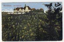 AK Marianske Lazne, Marienbad, Cafe Rübezahl 1913