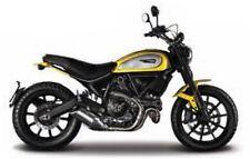 Ducati Scrambler, Maisto Motorrad Modell 1:18, OVP, Neu