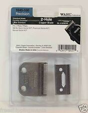 WAHL #1045-100 REPLACEMENT BLADE SET 2 HOLE PRECISION CLIPPER BLADE