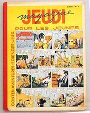 JEUDI MAGAZINE ZORRO album n°2 - n°32 à 50 - 1947