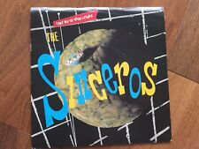 """THE SINCEROS TAKE ME TO YOUR LEADER b/w Quick Quick Slow  7"""" UK PS"""
