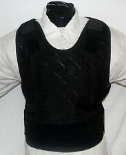 Extra Large Level IIIA Concealable Body Armor Carrier Bullet Proof Vest Kevlar