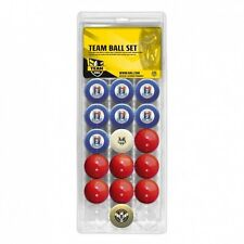 49521 NEWCASTLE KNIGHTS NRL FULL SET OF 16 POOL BALLS GAME ROOM
