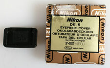 GENUINE NIKON DK 5 VIEWFINDER BLINDER PROTECTOR SHIELD COVER EYE PIECE