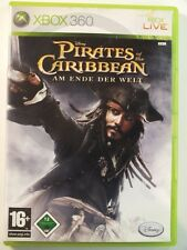 XBOX 360 SPIEL Pirates of the Caribbean At the End World, used but GOOD