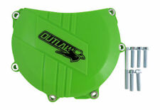 New Right Side Clutch Cover Guard Protector Green Kawasaki KX450F KX 450F 06-15