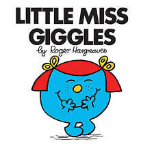 Little Miss Giggles NEW - BUY 3 MR MEN / LITTLE MISS BOOKS - GET ANOTHER FREE!