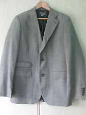 Homme h&m carreaux tweed blazer usa taille 38-uk taille 40
