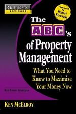 Rich Dad's Advisors: The ABC's of Property Management: What You Need to Know to
