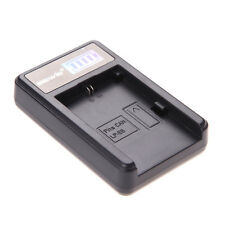 Battery Charger+LCD Show Screen for Canon EOS Camera LP-E6 Rechargeable Battery