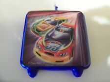 Start Your Engine Racing Car Candles Party Cake