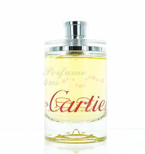 Eau De Cartier Zeste De Soleil Eau De Toilette Spray Tester 3.4 oz /100mL