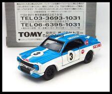 TOMICA LIMITED TL 72 JAPAN GP NISSAN SKYLINE GT-R H.T 2000GT-R KPGC10 1/62 TOMY