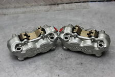 08-14 DUCATI MONSTER 696 Front Wheel Brake Calipers Set