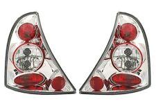 FEUX ARRIERE LEXUS CHROME CRISTAL RENAULT CLIO 2 2001-2005 1.5 DCI  1.2 1.4 16S
