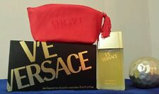 V'E VERSACE for woman edp 75ml + mini bag, rare