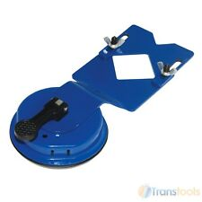 Silverline Adjustable Tile Drill Bit Guide up to 45mm with Suction Pad 263520