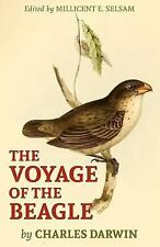 The Voyage of the Beagle by Charles Darwin (2016, Paperback)