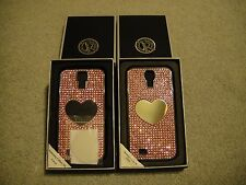 NIB Things Remembered Bling Engravable Phone Cover for Samsung Galaxy S4
