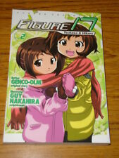 FIGURE 17 VOL 2 GRAPHIC NOVEL MANGA BOOK GENCO-OLM