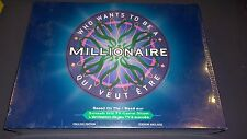 Who Wants To Be Millionaire TV Game Show Boardgame NIB SEALED IRWIN