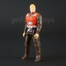 Vintage 80's 1985 Kenner M.A.S.K. Rhino MATT TRAKKER Ultra Flash mask figure
