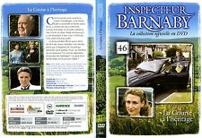 14815 // DVD INSPECTEUR BARNABY N° 46 LA COURSE A L'HERITAGE COMME NEUF