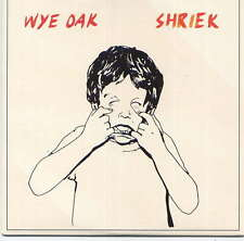 WYE OAK - rare CD album - Europe - Promo Album