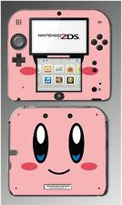 Kirby Dream Land Triple Deluxe Special Edition Game Skin Cover Nintendo 2DS