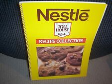 NESTLE TOLL HOUSE RECIPE COLLECTION COOKIES PIES CAKES