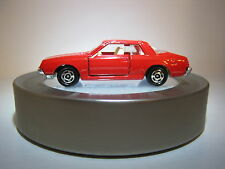 Tomica No18 '77 Mitsubishi Galant Lambda 2000GSR, 1:63 Die cast Made in Japan